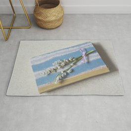 Romantic Book Rug