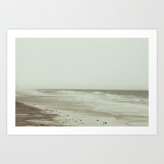 Oceanside, CA (II) Art Print