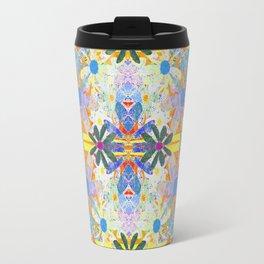 Hippie Garden Party Travel Mug