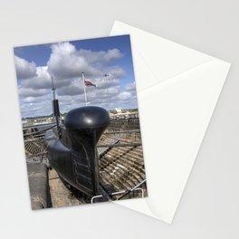 HMS Ocelot Stationery Cards