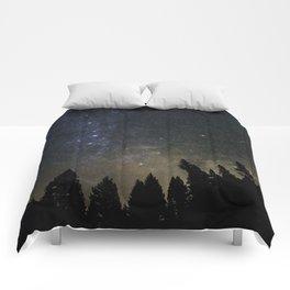 Orionids over Big Sky Comforters