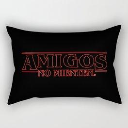 Friends don't Lie (spanish) Rectangular Pillow