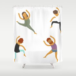 For Guillaume Shower Curtain