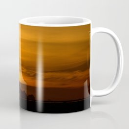 Sunset and Vestmannaeyjar 3 Coffee Mug