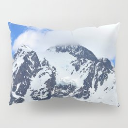 All in  Snow and Clouds Pillow Sham