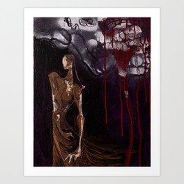 Oneania Art Print