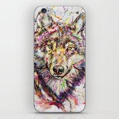 Wolf // Cuetlachtli iPhone & iPod Skin