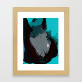 Alison Framed Art Print
