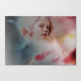 Amilia Dreaming Canvas Print