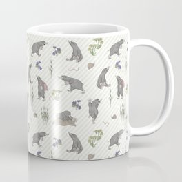 Mole on the way II Coffee Mug