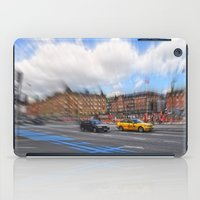 street iPad Cases featuring street by  Agostino Lo Coco