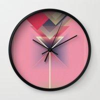 gatsby Wall Clocks featuring Gatsby by marcus marritt