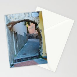There's a Crack in Everything Stationery Cards