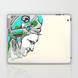 The Wizard Laptop & iPad Skin