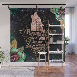 ACOWAR - You Are A Wolf Wall Mural