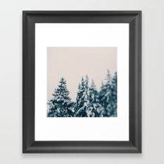 Afte The Storm Framed Art Print