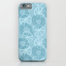 Abstract circles Slim Case iPhone 6s