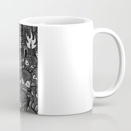 WOLVES OF PERIGORD Coffee Mug