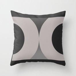 Collision Throw Pillow