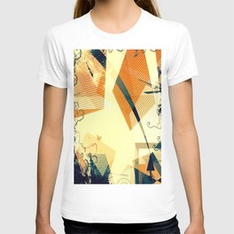 Butterfly and the tree T-shirt