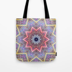 Mandala Faaa Raaa Oooon  Tote Bag