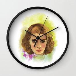 Greta Wall Clock