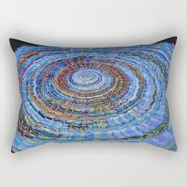 Blue World Rectangular Pillow