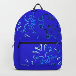 """Hakakā a hohonu"" (lucha profunda) Backpack"