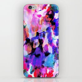 Lets Paint   iPhone Skin