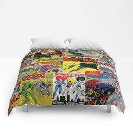 Comic Pile 1 Comforters