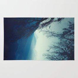 Blue Morning Rug