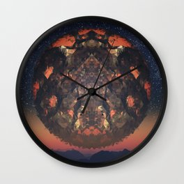 Probe Vapor7 Wall Clock