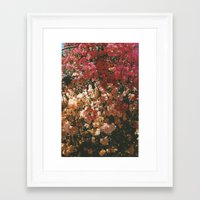 tumblr Framed Art Prints featuring Tumblr by AbstractCreature
