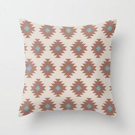 Southwestern Pattern 480 Throw Pillow