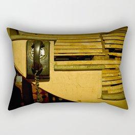 Rotary Ring Rectangular Pillow