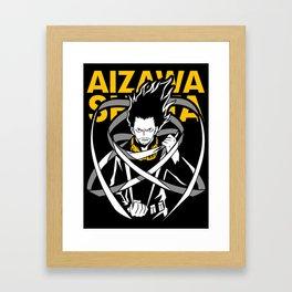 Aizawa Shota Framed Art Print