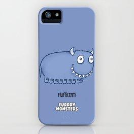 Flufficenti iPhone Case