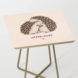Hedge-hugs Side Table