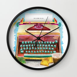 Californication Wall Clock