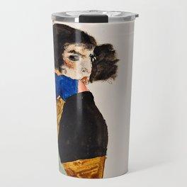 Egon Schiele - Moa Travel Mug