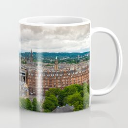 Panoramic of Edinburgh Coffee Mug