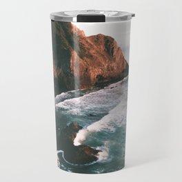 Oregon Coast V Travel Mug