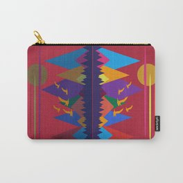 Mountain Scene #9 Carry-All Pouch