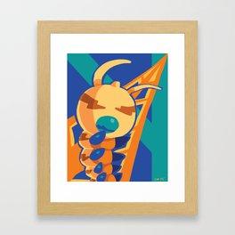 Kunemon Framed Art Print
