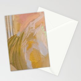 Jump / Acrylic Abstract Stationery Cards