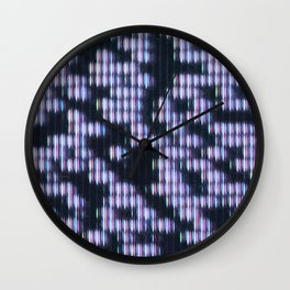 Painted Attenuation 1.4.4 Wall Clock