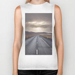 Route 1 - Landscape and Nature Photography Biker Tank