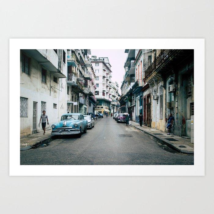 Centro Habana Kunstdrucke