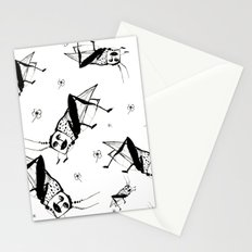 Man Hopper Stationery Cards