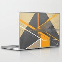 pyramid Laptop & iPad Skins featuring Pyramid by ErDavid
